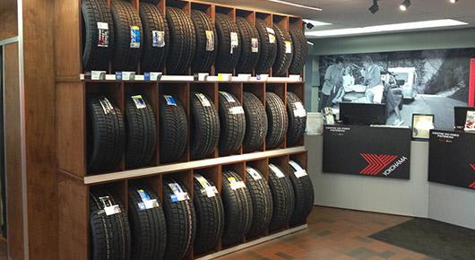 Vente et pose de pneus chemiakin auto garage de for Garage pose pneu